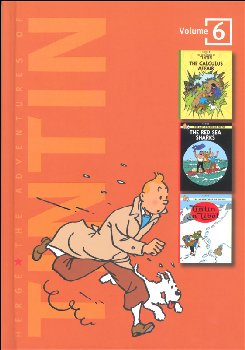 Adventures of Tintin: Volume 6