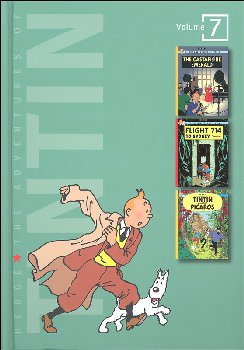 Adventures of Tintin: Volume 7