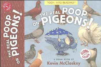 Real Poop on Pigeons: TOON Level 1
