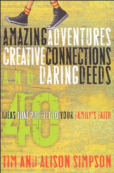 Amazing Adventures Creative Connections and Daring Deeds
