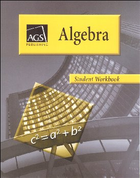 AGS Algebra I Workbook