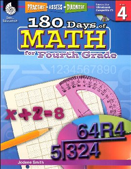 180 Days of Math - Grade 4