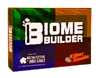 Killer Snails Biome Builder Card Game