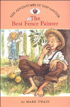 Adventures of Tom Sawyer #2 Best Fence Painter