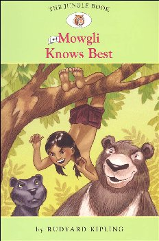 Jungle Book #4 Mowgli Knows Best