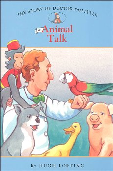 Story of Doctor Dolittle #1 Animal Talk