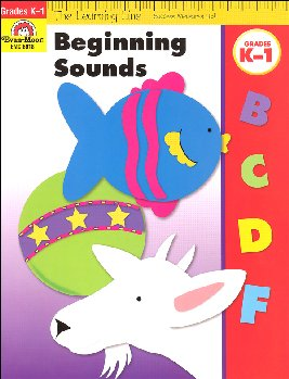 Learning Line Language Arts - Beginning Sounds K-1