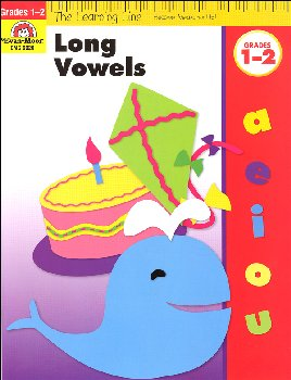 Learning Line Language Arts - Long Vowels 1-2