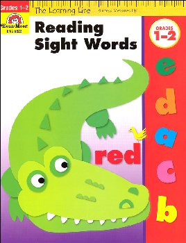 Learning Line Language Arts - Reading Sight Words 1-2