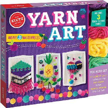 Yarn Art Kit