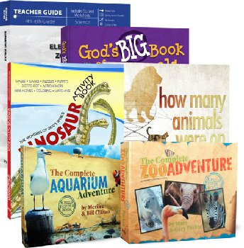Elementary Zoology Curriculum Pack