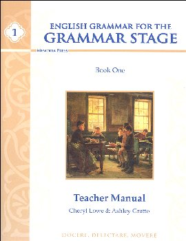 English Grammar Recitation Workbook I Teacher Guide
