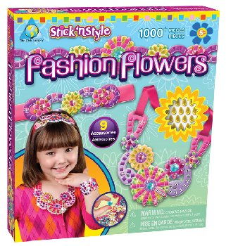 Stick'n Style Fashion Flowers