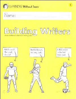 Building Writers Student Workbook B
