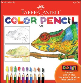 DoArt Color Pencil Art