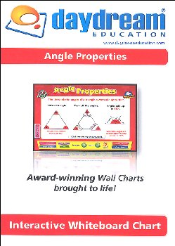 Math Interactive CD-ROM - Angle Properties