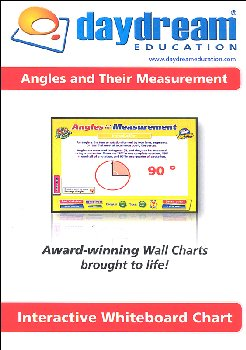 Math Interactive CD-ROM - Angles and Their Measurement