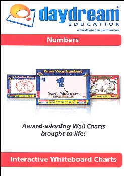 Math Interactive CD-ROM - Numbers Set