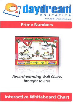 Math Interactive CD-ROM - Prime Numbers