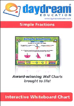 Math Interactive CD-ROM - Simple Fractions