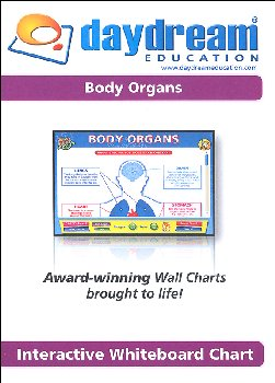 Science Interactive CD-ROM - Body Organ