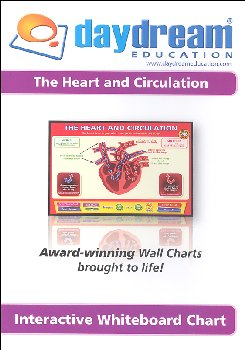 Science Interactive CD-ROM - Heart and Circulation