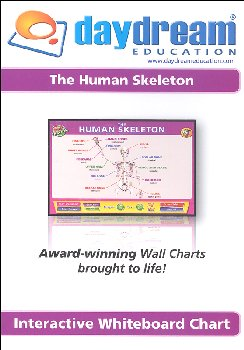 Science Interactive CD-ROM - Human Skeleton