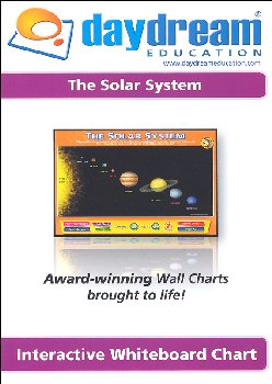 Science Interactive CD-ROM - Solar System