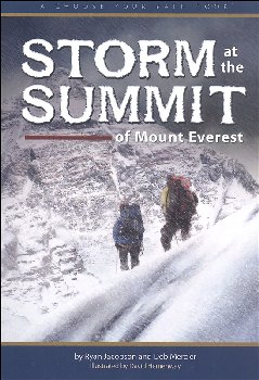 Storm at the Summit of Mount Everest (Choose Your Path)