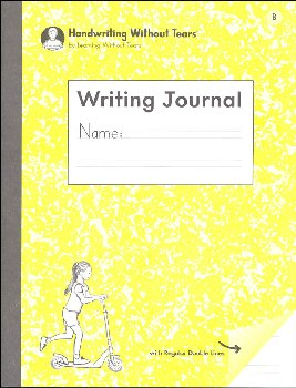 Writing Journal B (1st)