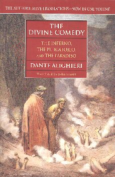 Divine Comedy: The Inferno, the Puratorio and the Paradisio