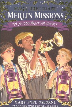 Good Night for Ghosts (Magic Tree House - Merlin Missions #14)