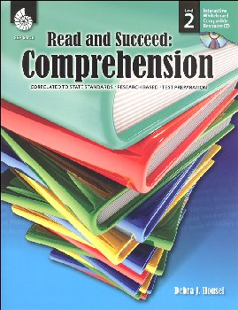 Read and Succeed: Comprehension Grade 2