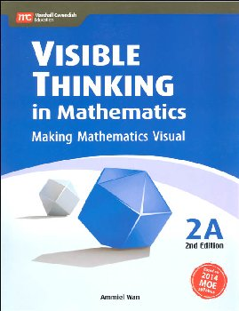 Visible Thinking in Mathematics 2A 2nd Edition