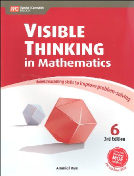 Visible Thinking in Mathematics 6 3rd Edition