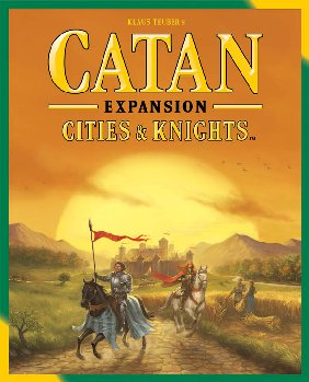 Catan: Cities & Knights Game Expansion