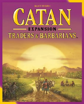 Catan:Traders & Barbarians Game Expansion