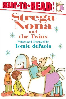 Strega Nona and the Twins (Ready-to-Read Level 1)