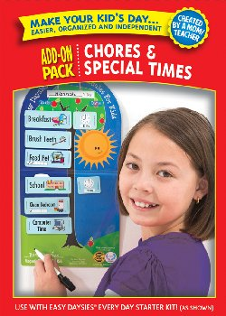 Easy Daysies Special Times & Clocks Kit - Add-On Kit