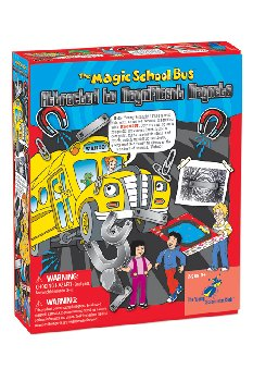 Attracted to Magnificent Magnets Kit (Magic School Bus)