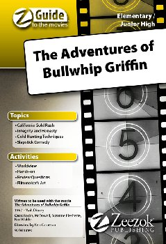 Z Guide to the Movies - Adventures of Bullwhip Griffin CD-ROM