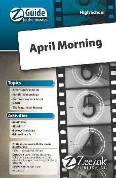 Z Guide to the Movies - April Morning CD-ROM