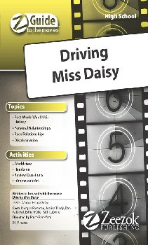 Z Guide to the Movies - Driving Miss Daisy CD-ROM