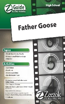Z Guide to the Movies - Father Goose CD-ROM