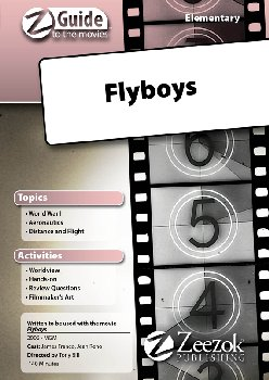 Z Guide to the Movies - Flyboys Elementary CD-ROM