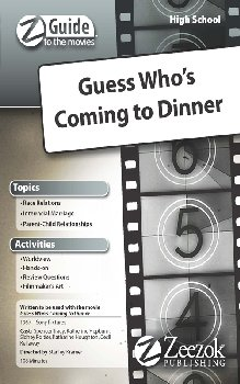 Z Guide to the Movies - Guess Who's Coming to Dinner CD-ROM