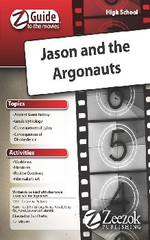Z Guide to the Movies - Jason and the Argonauts CD-ROM