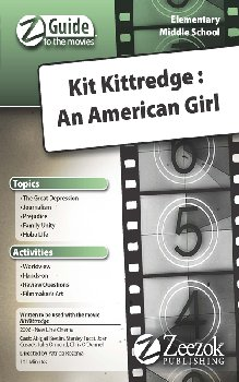 Z Guide to the Movies - Kit Kittredge CD-ROM