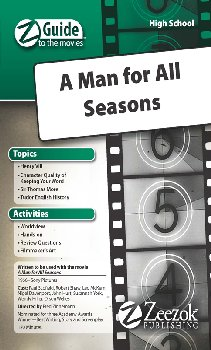 Z Guide to the Movies - Man for All Seasons CD-ROM