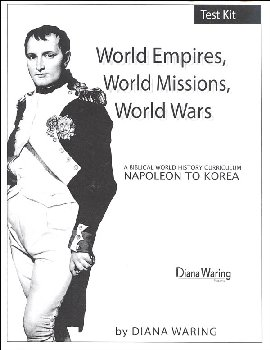 World Empires, World Missions, World Wars Test Kit